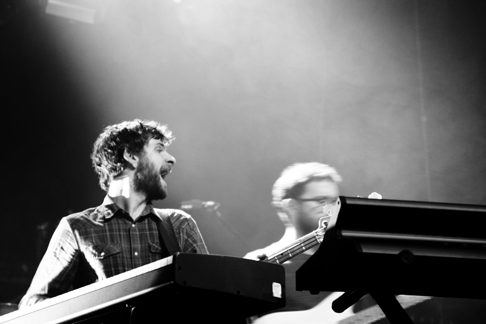 Michael League et les Snarky Puppy. Photo : Nikola Cindric