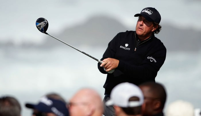 14 - Phil Mickelson