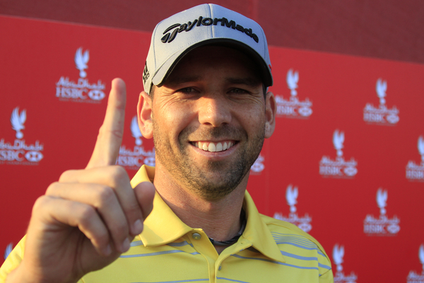 How many majors would you like to win Sergio?