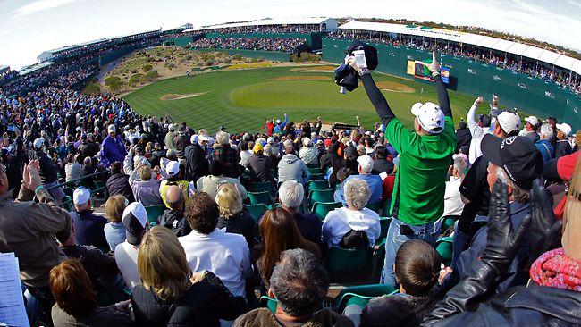 Stadium Hole, Phoenix Open
