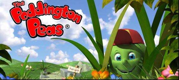Padraeg Harrington easily mistaken for the 90s children's cartoon about talking peas