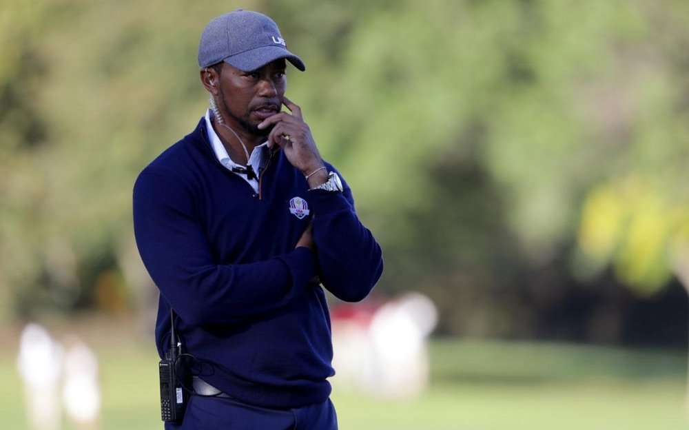 Ryder Cup Vice Captain is just not Tiger!