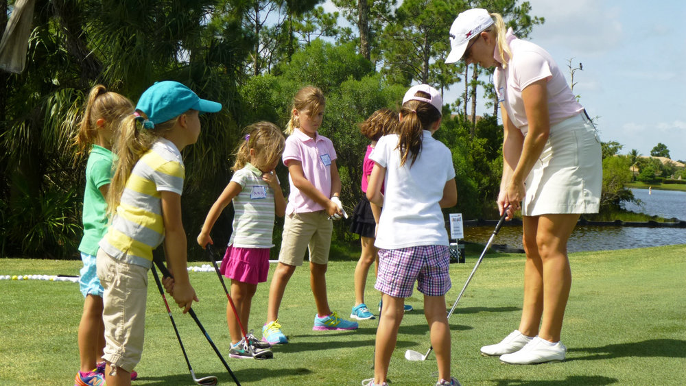 Girls are a massive growth opportunity for golf