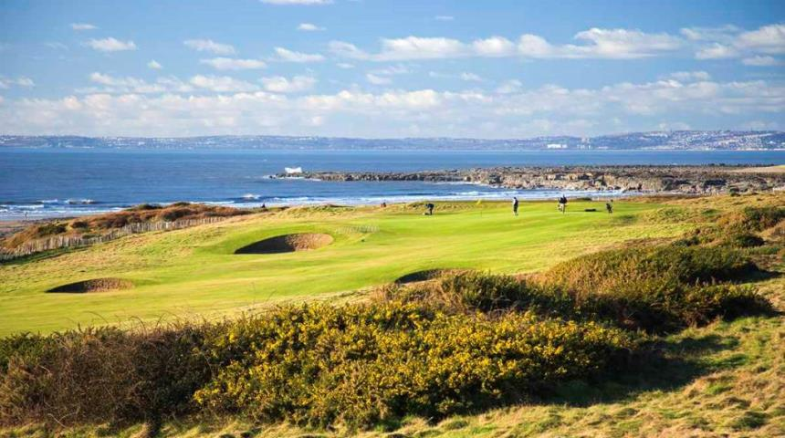 Could Wales host an Open at Royal Porthcawl?