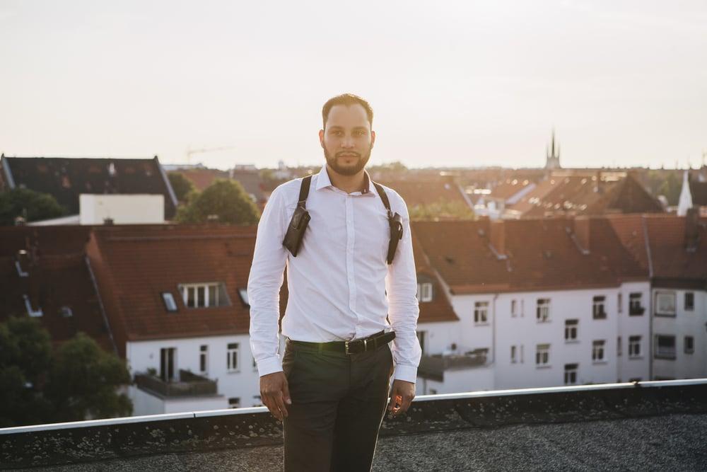 Photo:Ricardo Ferrer Rivero, Geschäftsführer/Managing Director - Photographer: Marcel Wogram © 2015