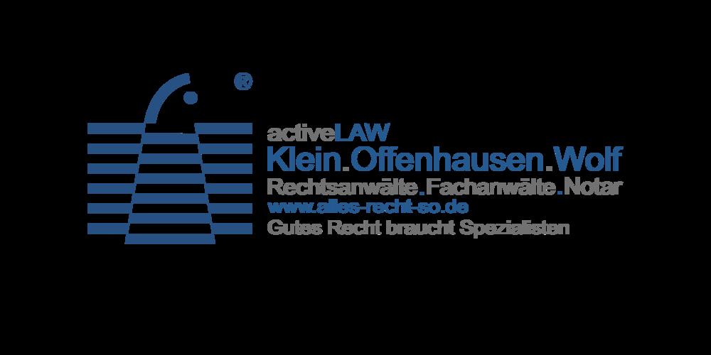 activeLAW Klein.Offenhause,Wolf