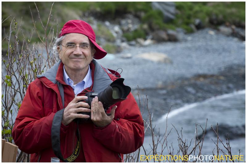 Jean-Luc Monfrais, notre chroniqueur (Photo Vincent Éthier)