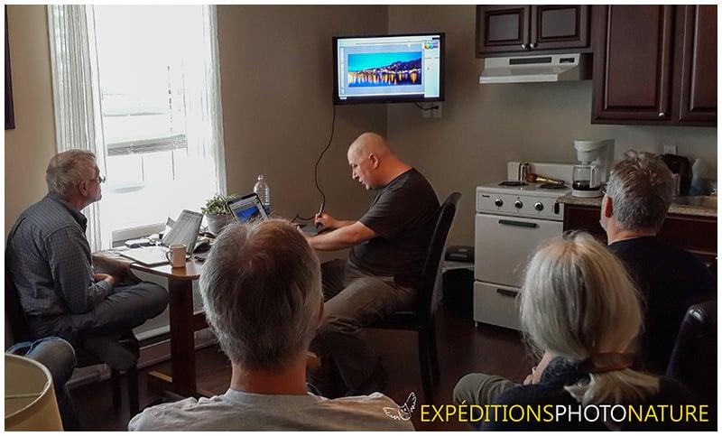 Jeff nous dévoile ses secrets de graphiste sur Photoshop