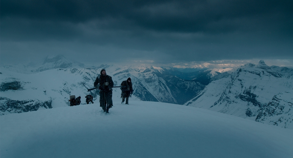 "Outstandingly beautiful cinematography by Emmanuel Lubezki for ""The Revenant"". Image from foxmovies.com"