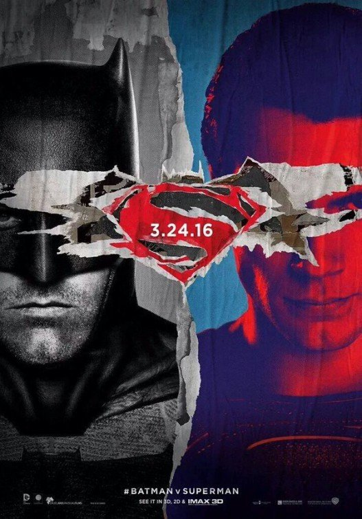All the best, Zack Snyder. Please make it more substantive than Man of Steel.