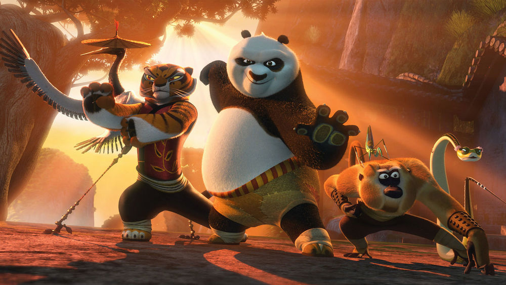 Po's back in Fox/Dreamwork's Kung Fu Panda 3. Image from moviepilot.com