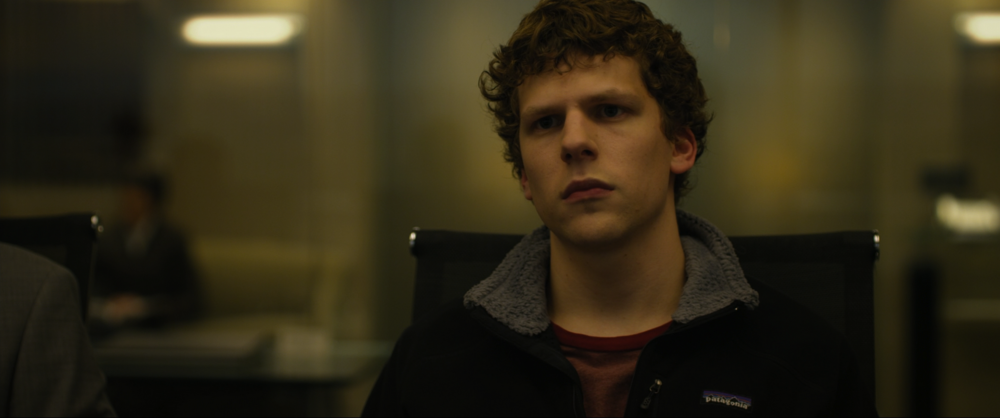 The Social Network. One of the few films that I believe define the modern times.