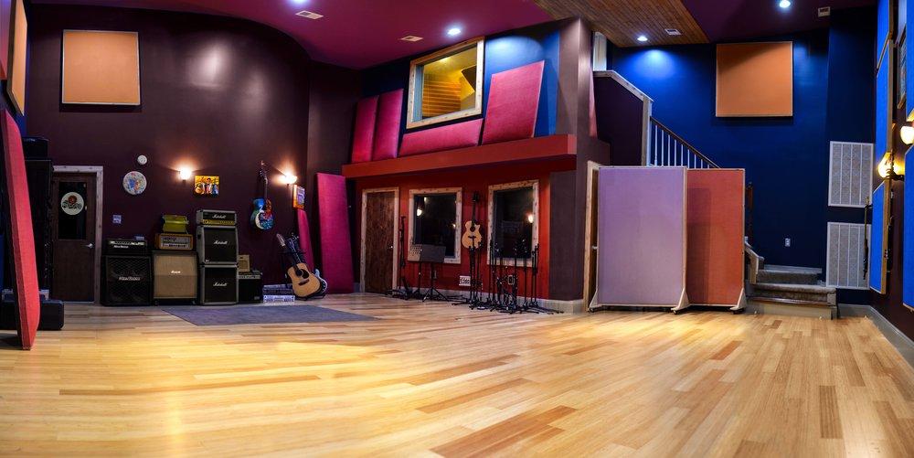 The Record Shop Big Room
