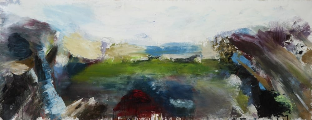 Horizontal Landscape, 2010, SOLD