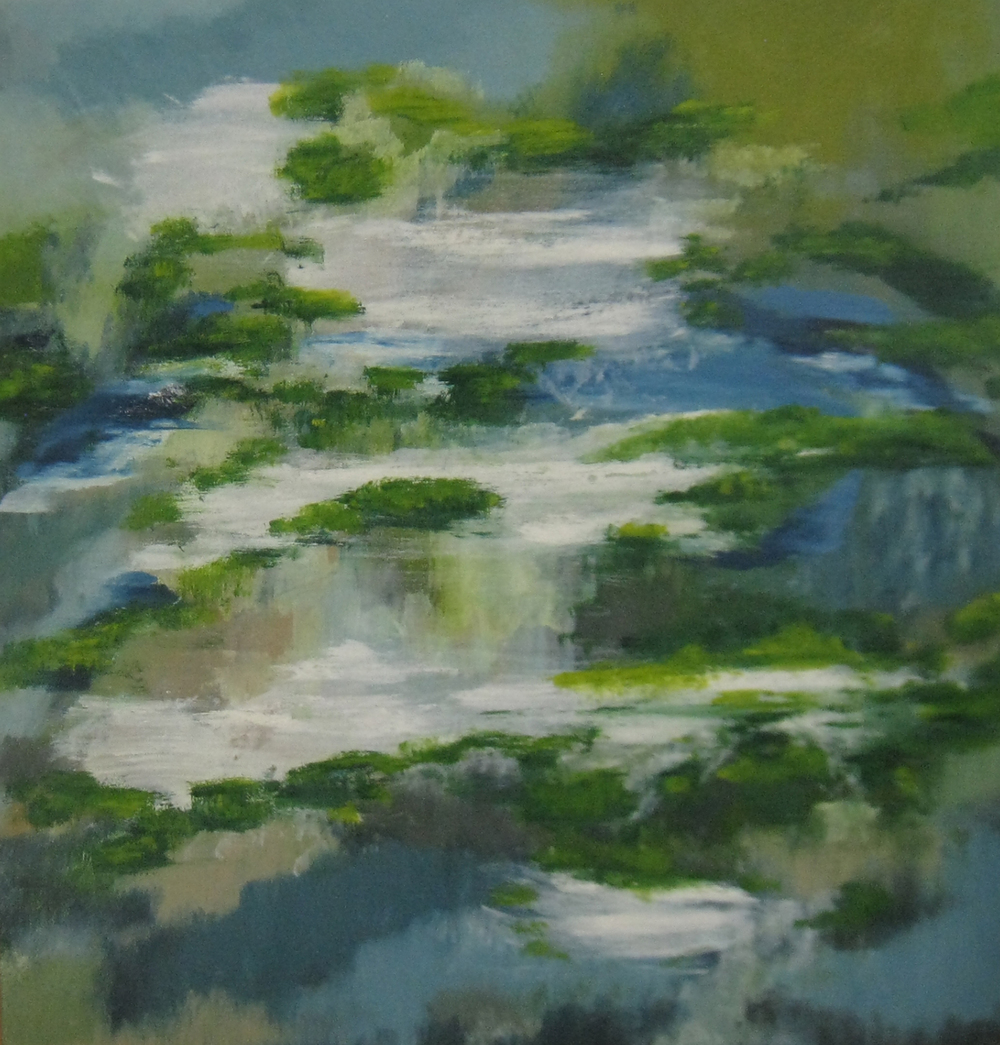 Green Paradise, 2011, SOLD