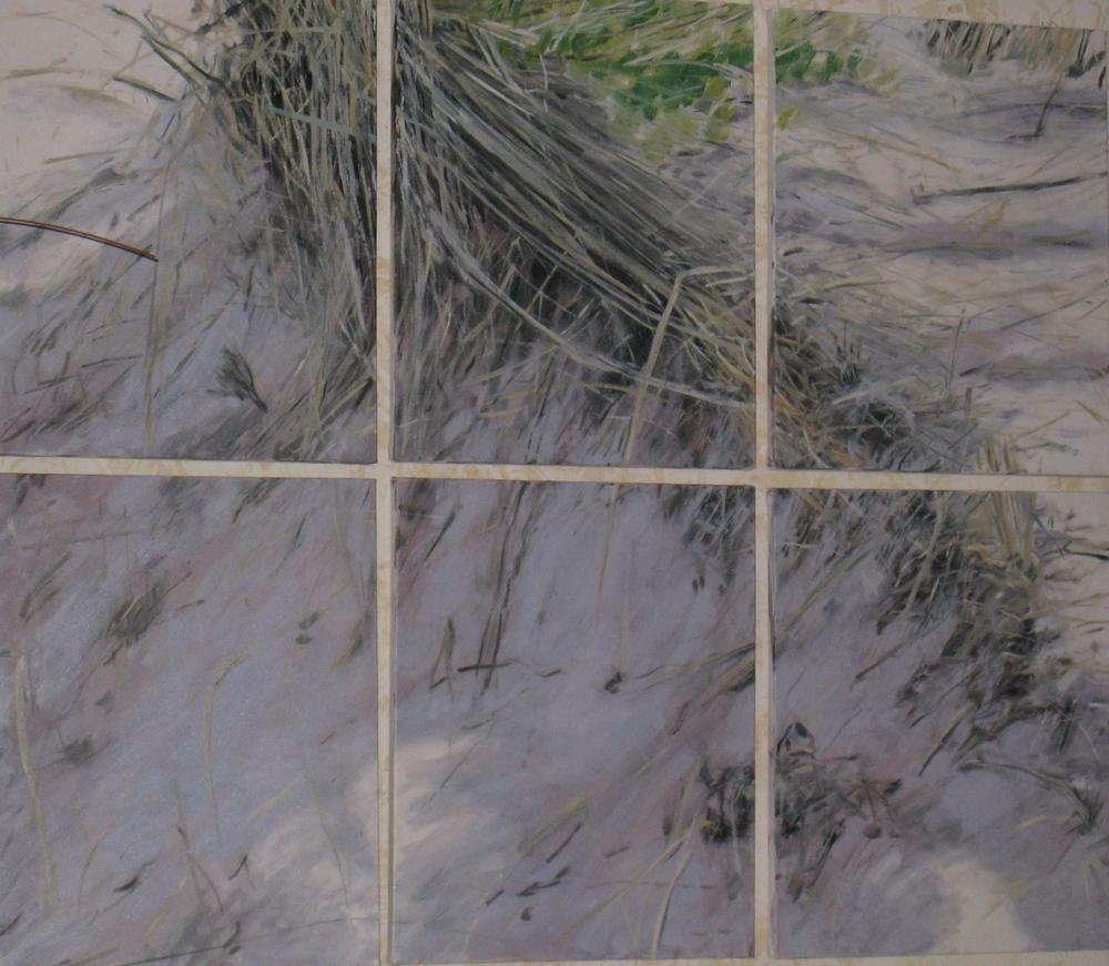 Six Canvas Dunes, 2007
