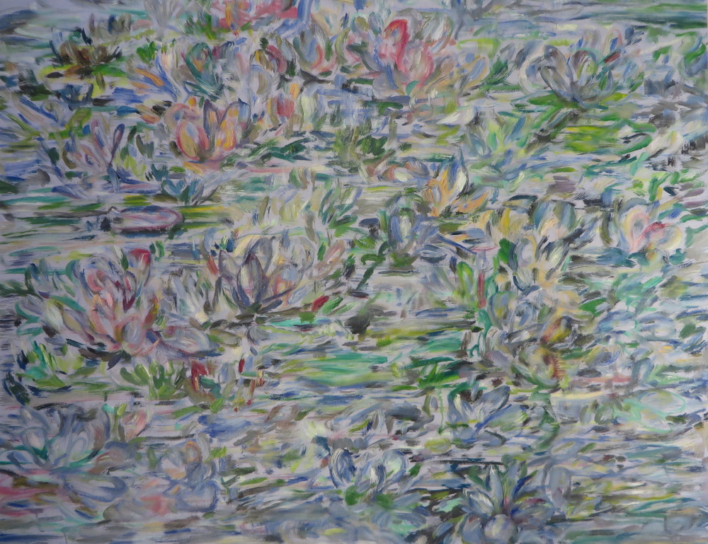 Lilies, 2015, SOLD