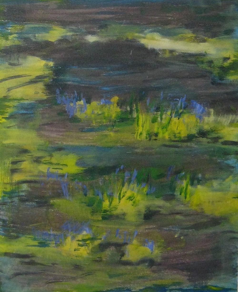 Imagined Landscape, 2011, SOLD