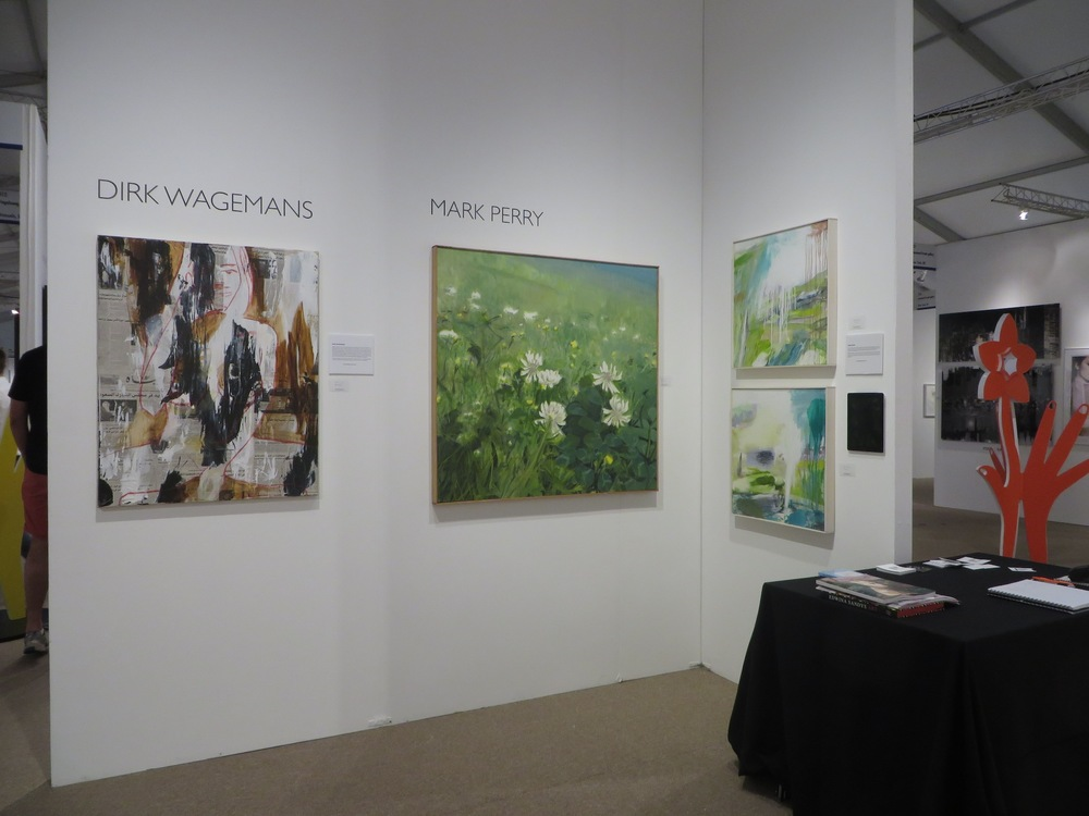 Art Hamptons July 2014,