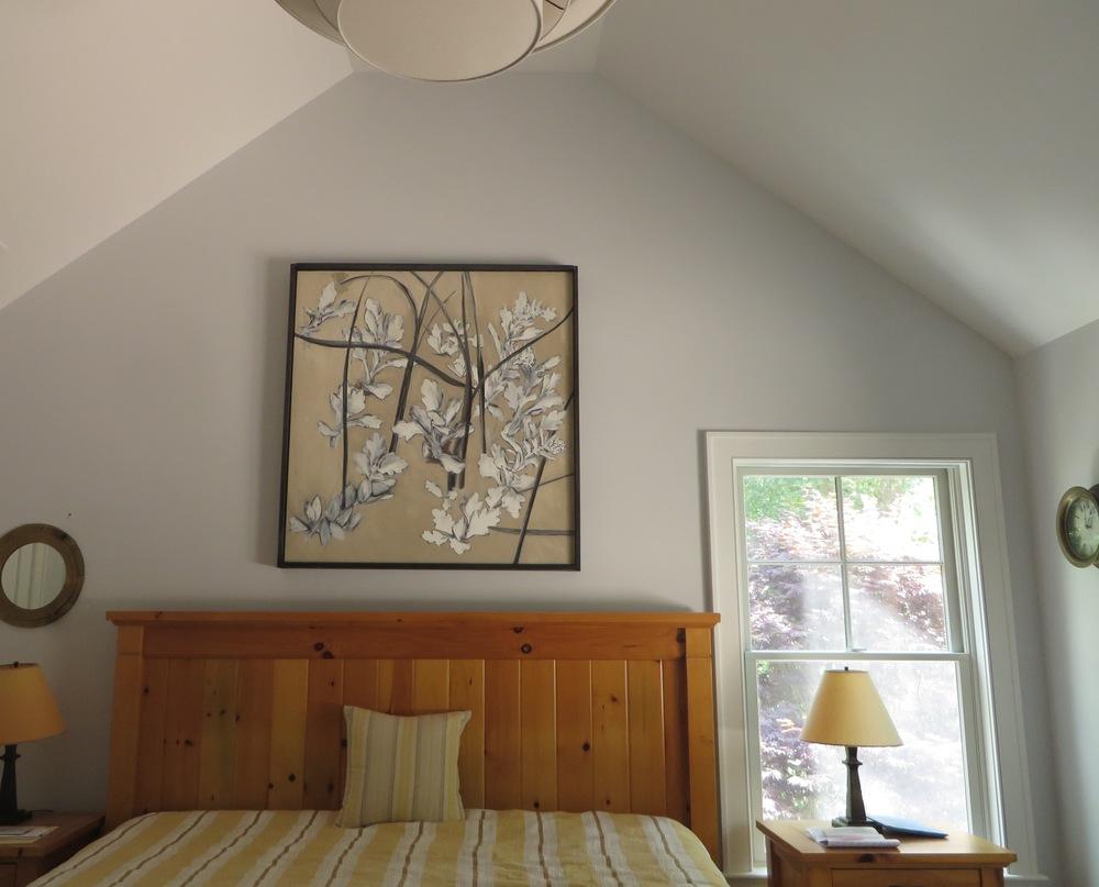 Monochromatc Dunes, 2011, Private Residence