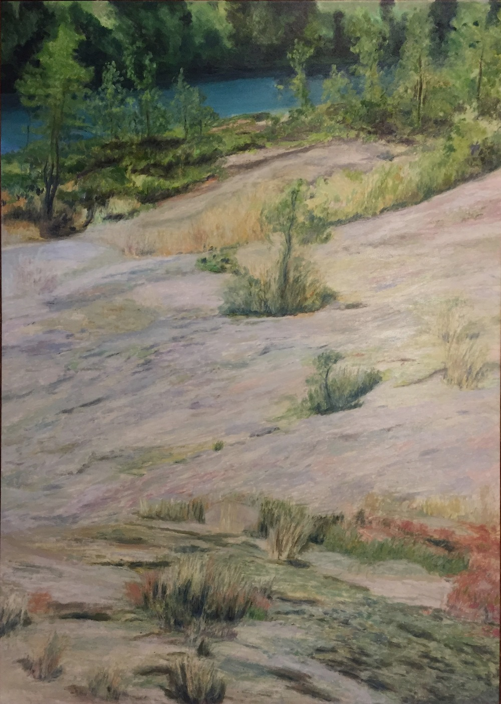 Swedish Landscape, 2007, SOLD