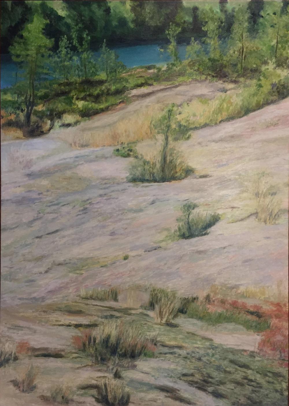 Swedish Landscape, 2007, SOLD