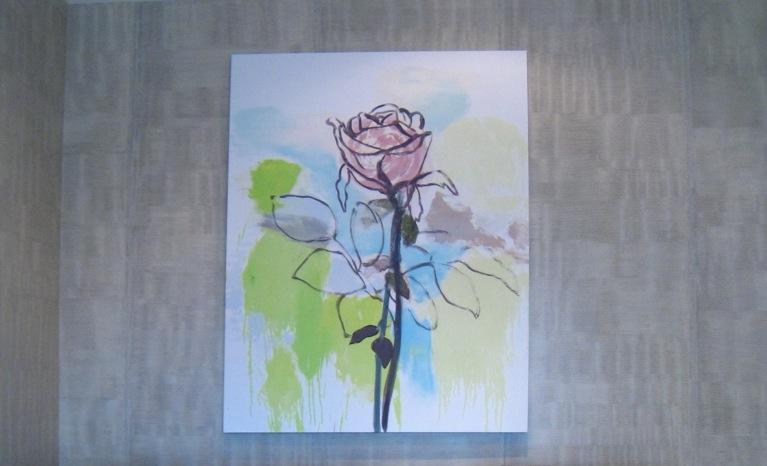 Rose, 2010, SOLD