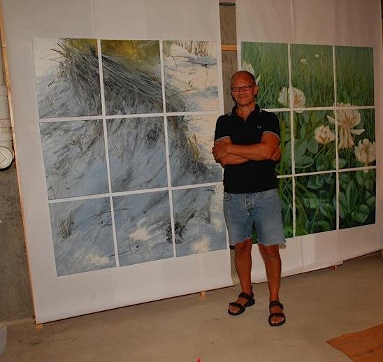 Studio View August 2007