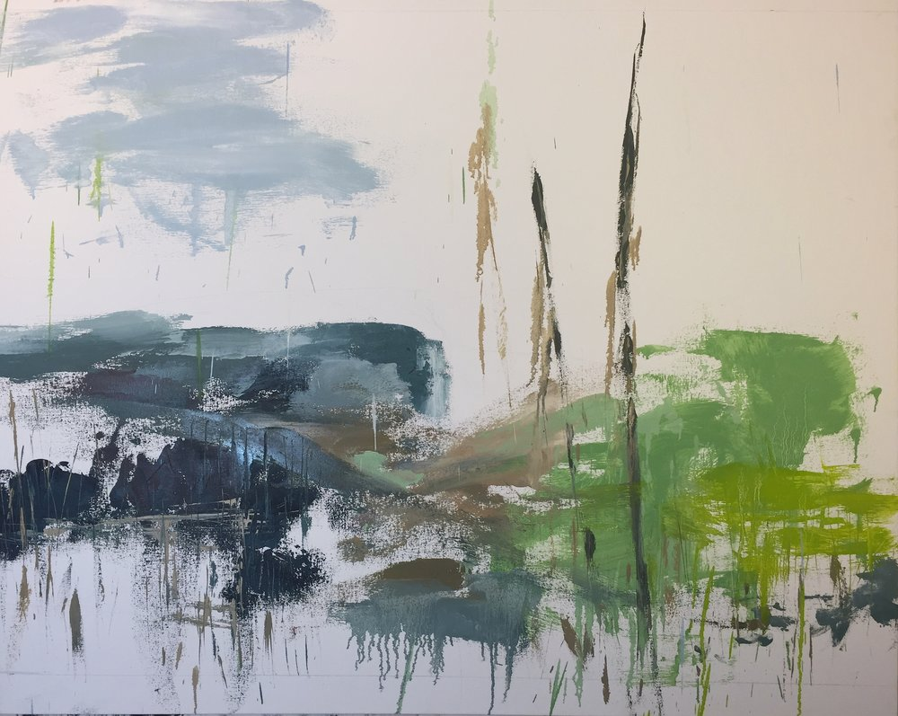 Imagined Landscape 1, 2009
