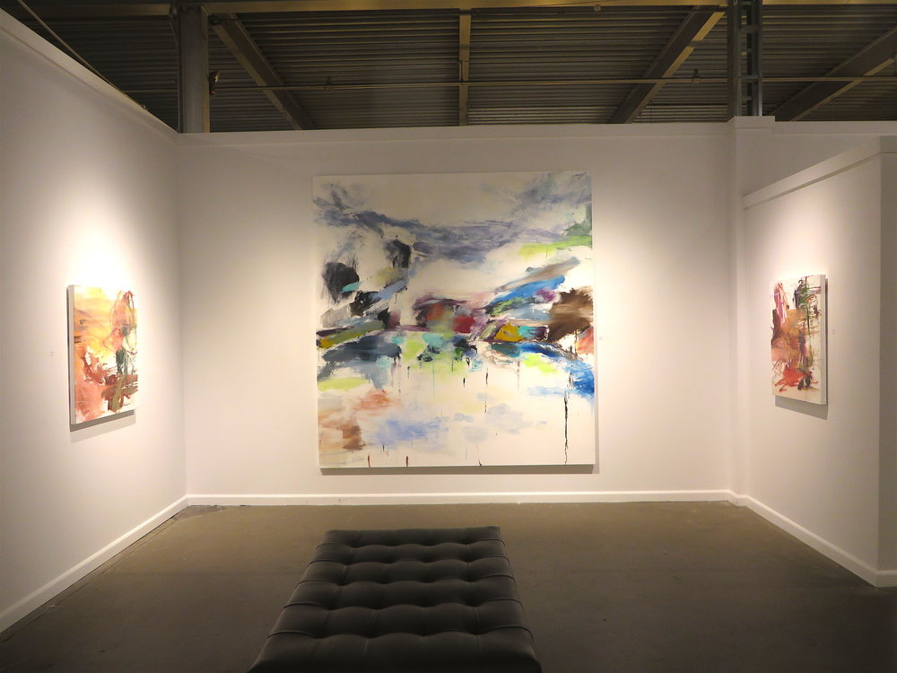 REAL ABSTRACT, Installation view 3