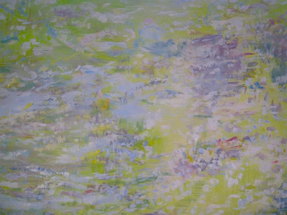 Spring, detail, 2014