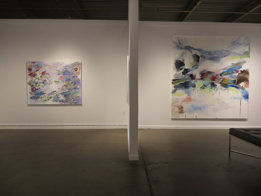REAL ABSTRACT, Installation View 2