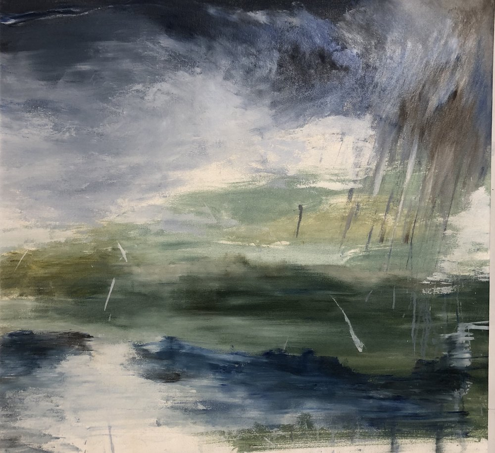 Storm Approaching, 2014,