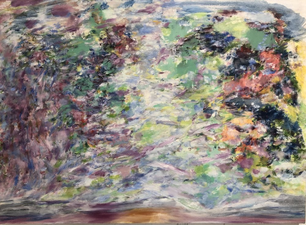 Through the Trees, 2016