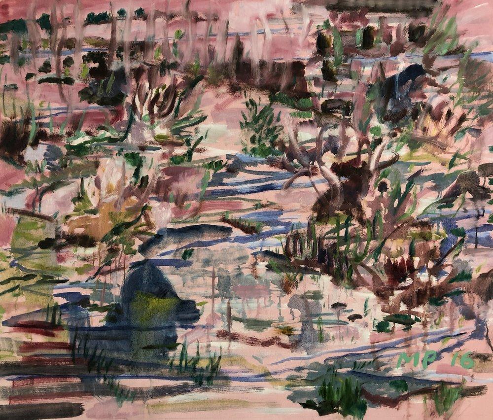 Abstract Garden, 2017