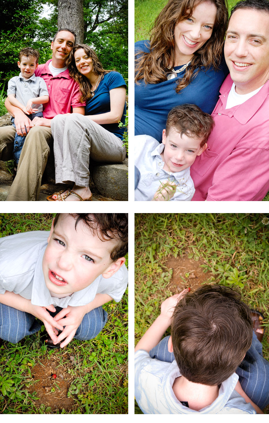 family photography by Paola Nazati Photography