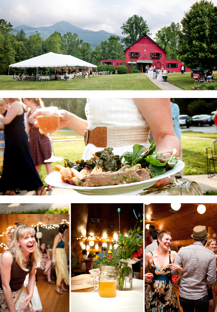 Katie an Sarah Wedding at Pisgah View Ranch, Paola Nazati photography
