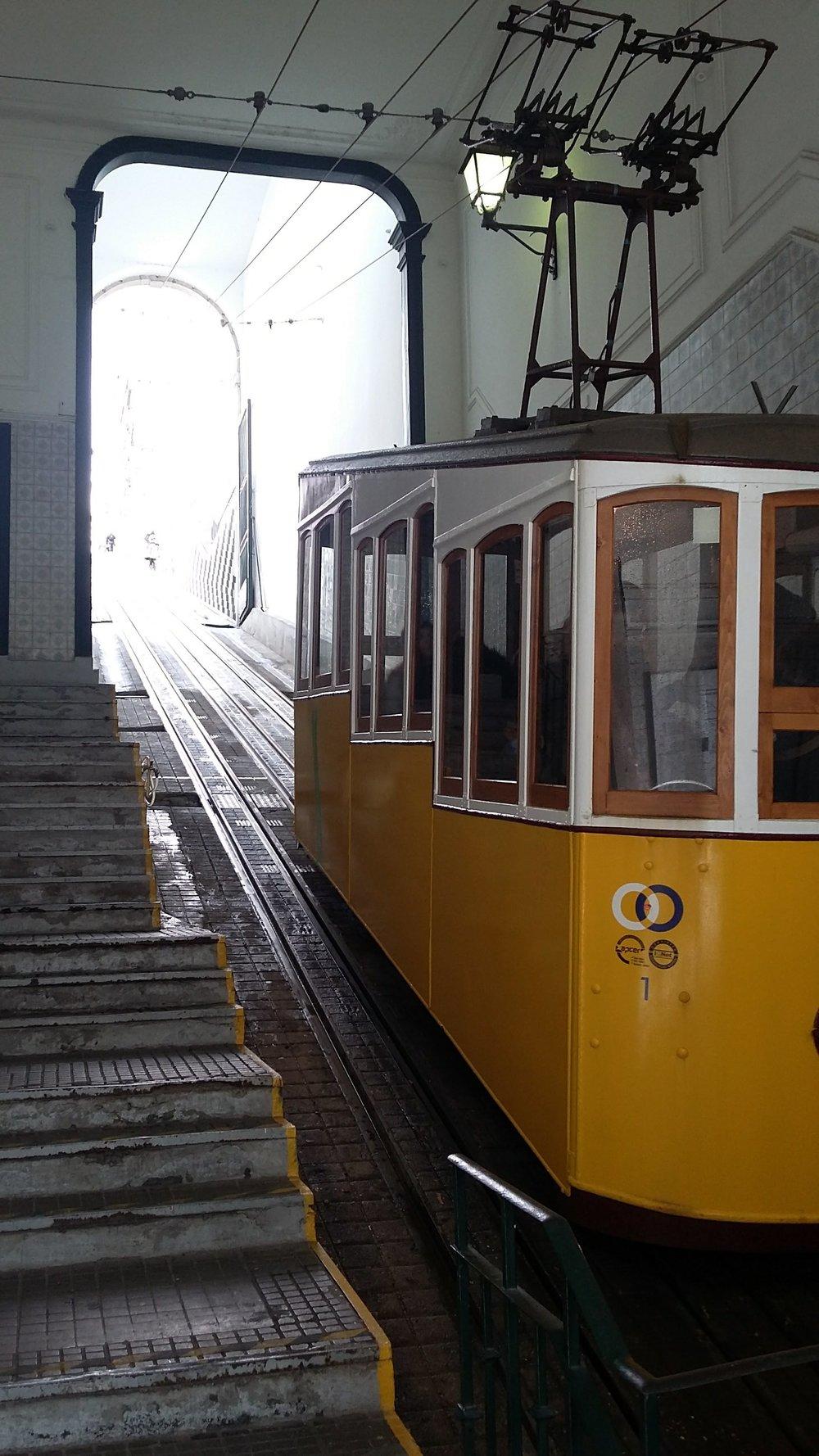 La balade en tramway n°28 est un must. -