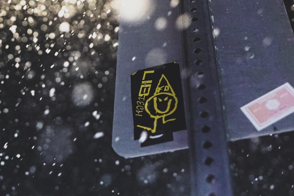 Libtech sticker