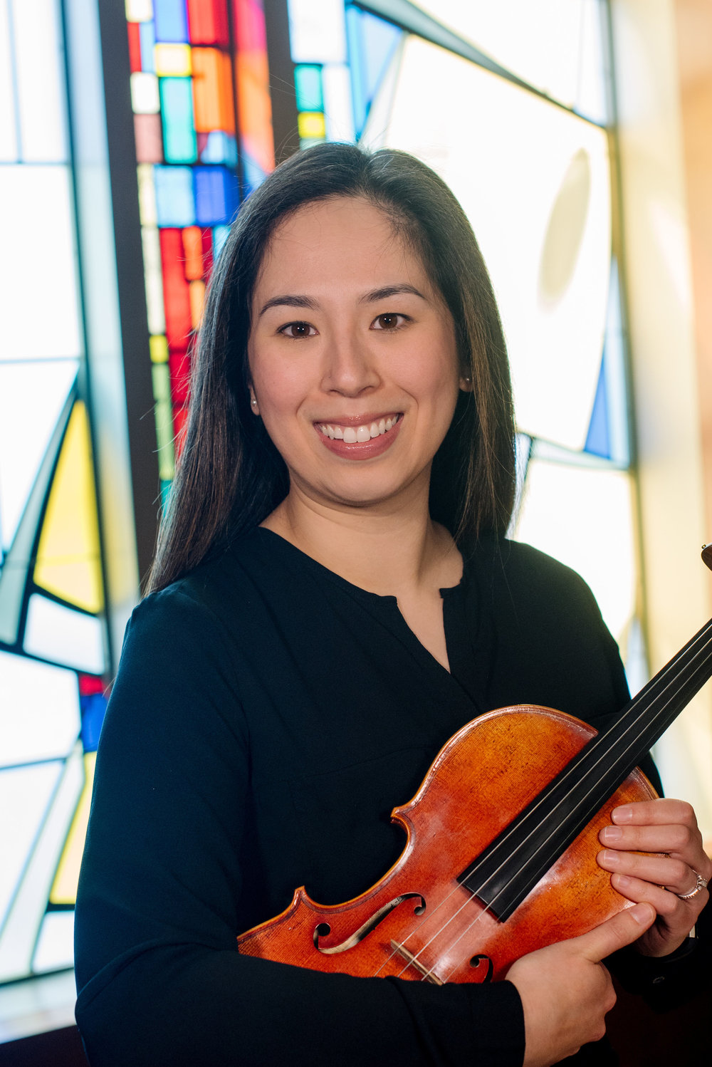 - BECKY SolomanVIOLIN/violaBecky is a graduate of Wright State University and has taught orchestra in public schools since 2008. She has performed with Turtle Island String Quartet and has collaborated with L.A. based rock string group, The Section Quartet, for multiple performances. Becky completed her Master of Education degree in 2014. Becky plays weekly at Fairhaven Church and is a past member of the WSU Orchestra and the Lebanon Symphony Orchestra.