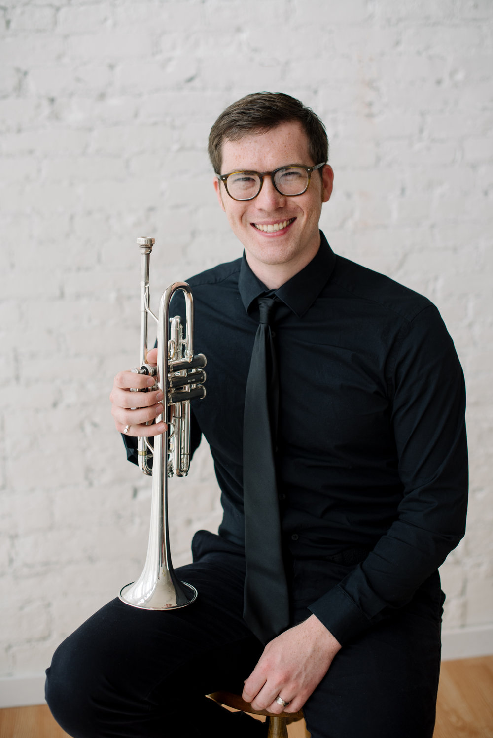 - CAMERON SWETTTRUMPETCameron Swett is the instructor of trumpet at Stivers School for the Arts in Dayton, OH. He graduated with a Bachelors in Trumpet Performance from Cedarville University, and a Masters in Trumpet Performance from the University of South Carolina. He currently freelances in the Dayton/Columbus, and regularly performs with the Dayton Philharmonic, Ashland Symphony, and Mansfield Symphony. Cameron founded his own teaching studio, Wild Note Studios, in 2016, where he teaches private trumpet and piano lessons. He is also a member of the Wild Note Jazz Quartet.