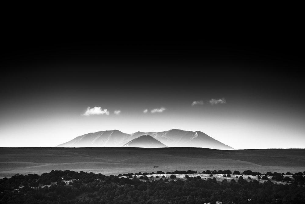 Spanish Peaks
