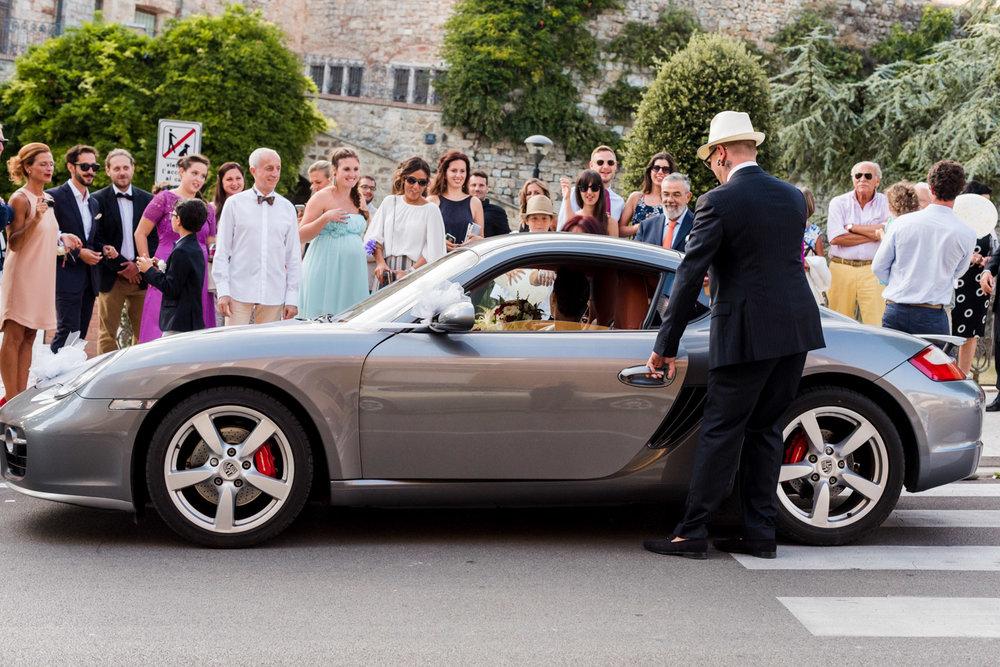coche-novios-casados