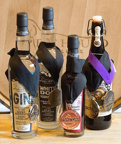 Spirit Hound Spirits - already winning awards!