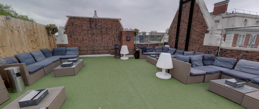 Roof Garden - Google Tour