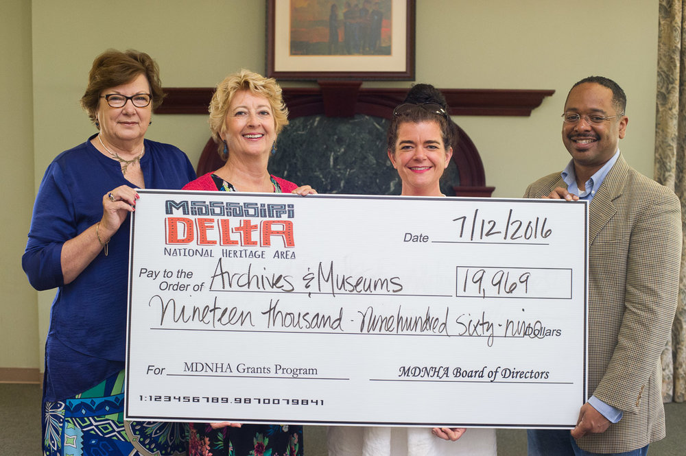 Delta State University Archives and Museums, Cleveland, MS  |  Amzie Moore House Museum and MS Delta Chinese Heritage Museum docent program