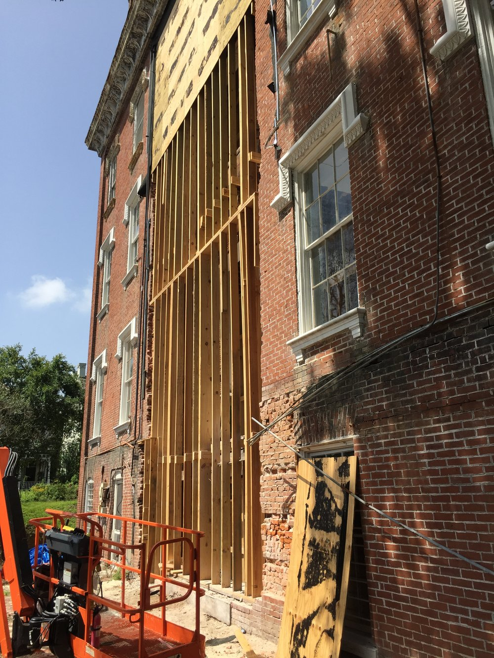 SCHF 6-Temporary wall coming down.jpg