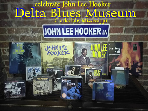"Delta Blues Museum: ""Boogie Children: Celebrating John Lee Hooker"""