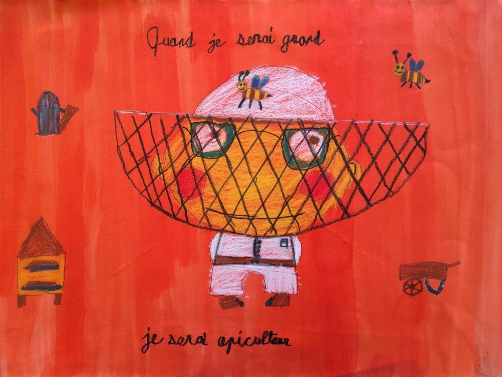 Dessin de Pierrick, 10 ans, Corcelles-sur-Chavornay