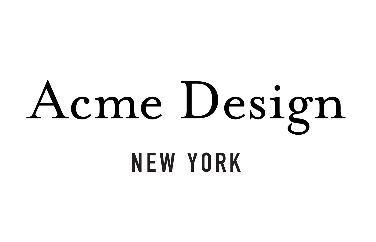 Acme Design New York